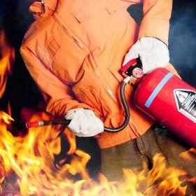 Osposobljavanje za gašenje požara