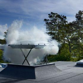 Ispitivanje kupola za odvod dima i topline