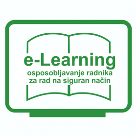 e-Learning osposobljavanje radnika za rad na siguran način