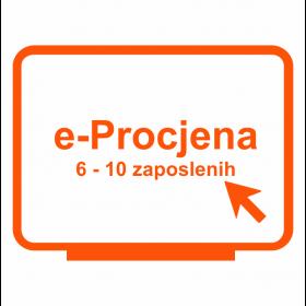 e-Procjena za tvrtke od 6 do 10 zaposlenih