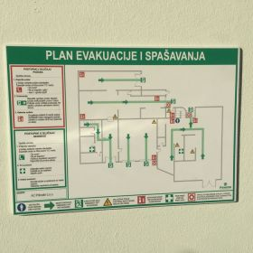 Plan evakuacije i spašavanja