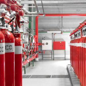 Ispitivanje sustava za gašenje požara ugljičnim dioksidom
